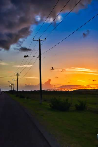 image-sunset-cables-editing-story-telling-photo