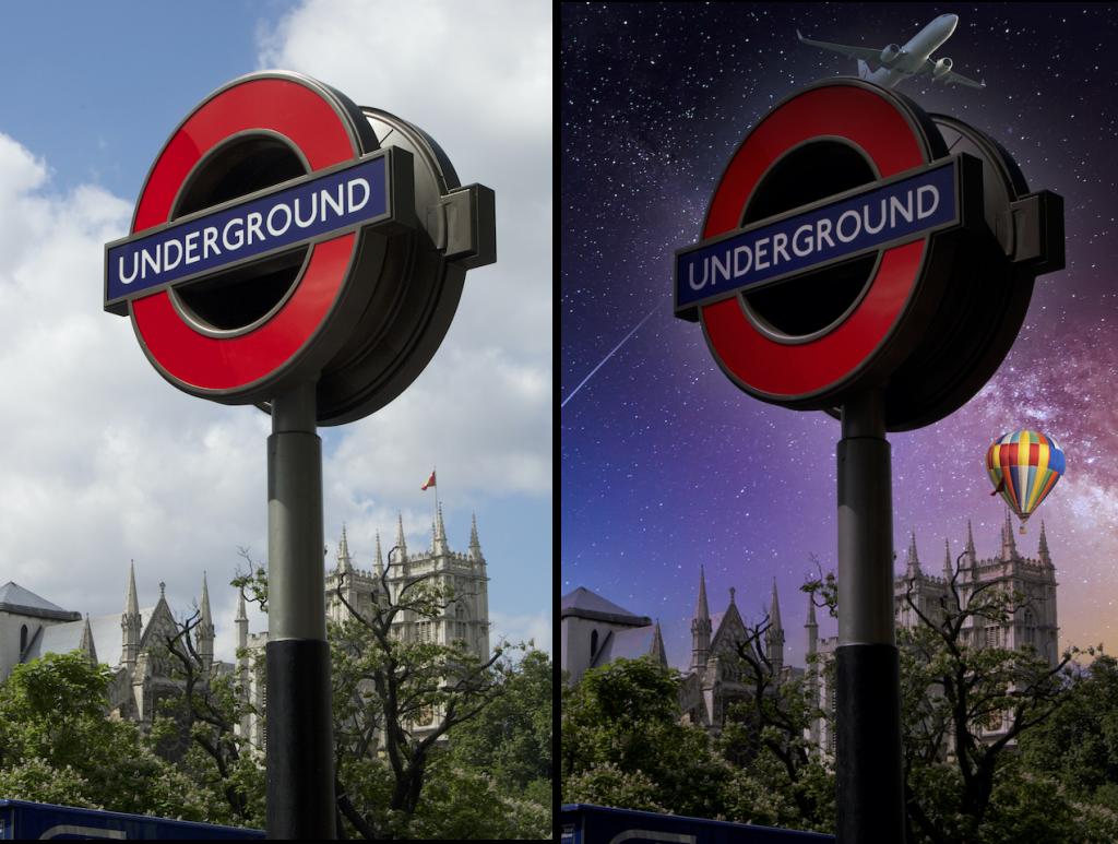 Underground original example