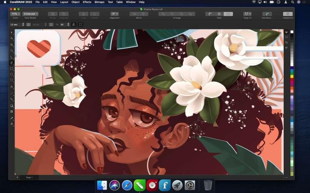 coreldraw-graphics-suite-2020-for-mac-main-ui