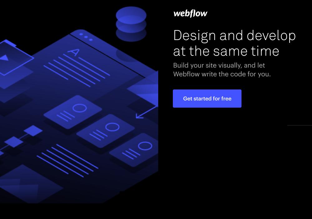 web-flow-website-builder