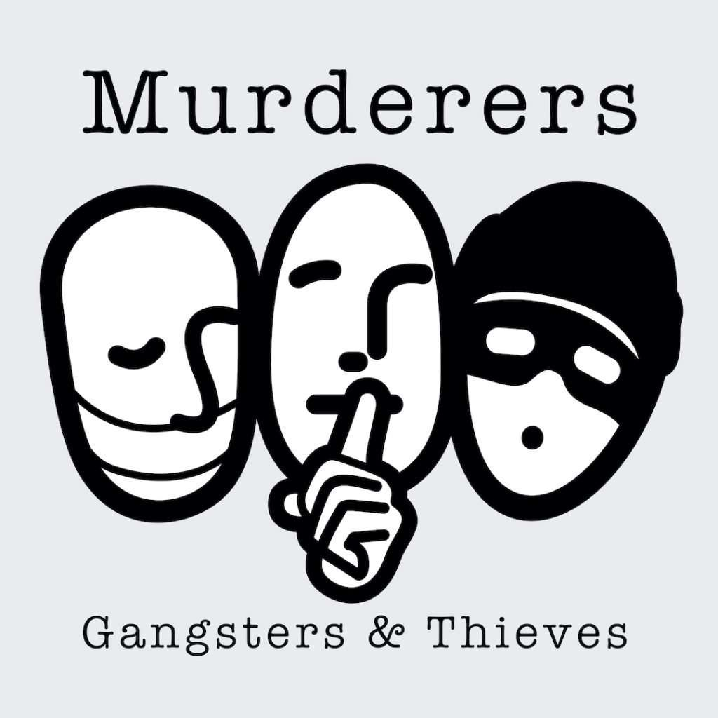 Murderers Gangsters Thieves profiles Hero OffWhite