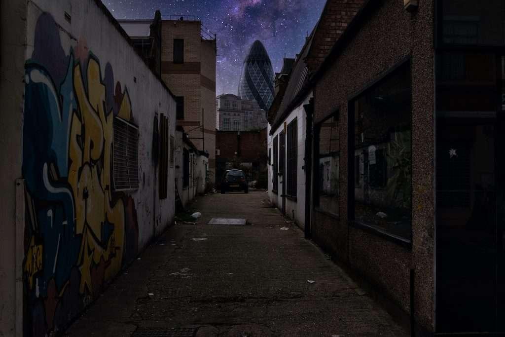 london gherkin rocket 1200
