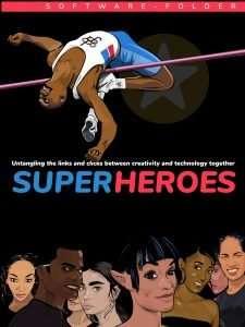 Superheroes Portrait Story2