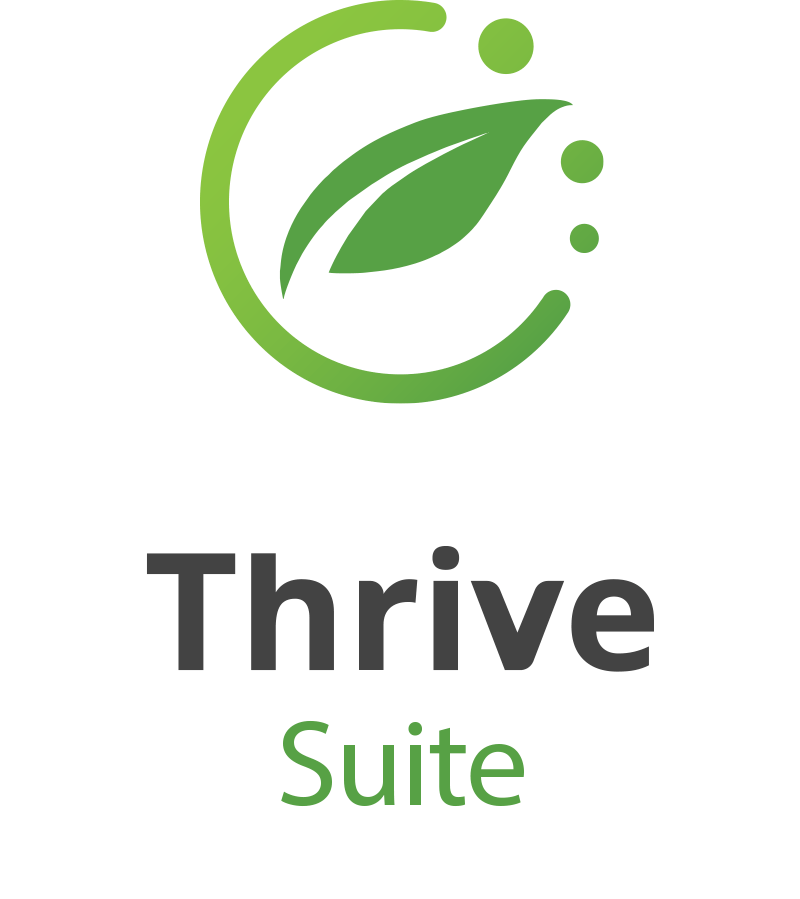 thrive suite vertical outlined