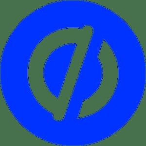 unbounce icon blue 300