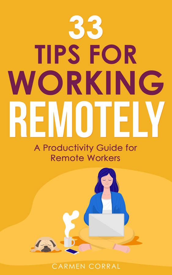 working-remotely