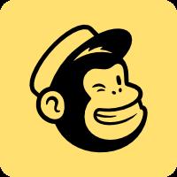 mailchimp logo face