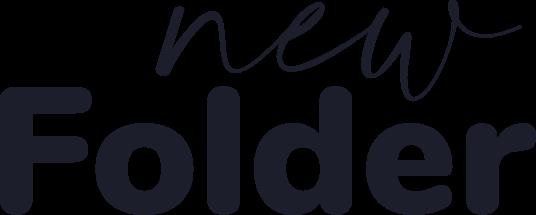 new folder wordmark pos