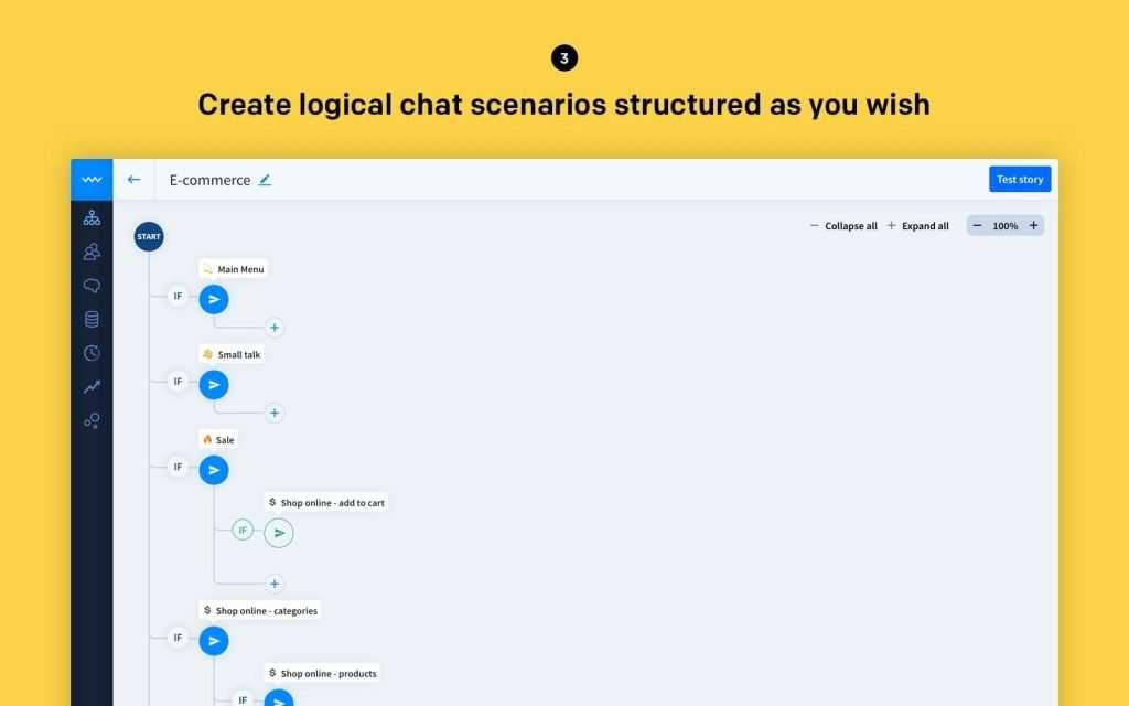 screenshots chatbot scenarios 1600x1000@2x