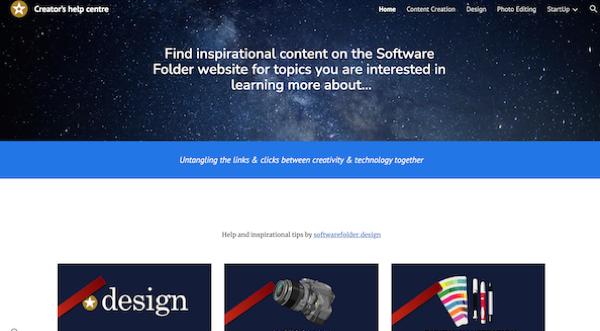 software folder creators help 600
