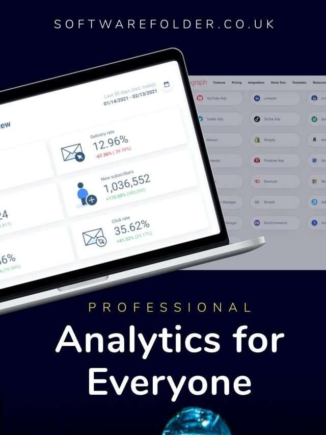 Analytics for Everyone