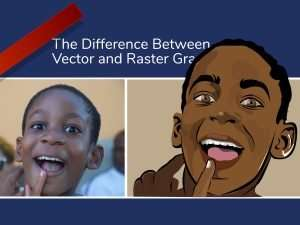 vector raster graphics difference 1
